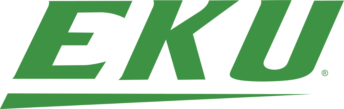 eku logo in green - an unapproved color